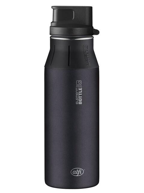 alfi ElementBottle Trinkflasche 600ml schwarz